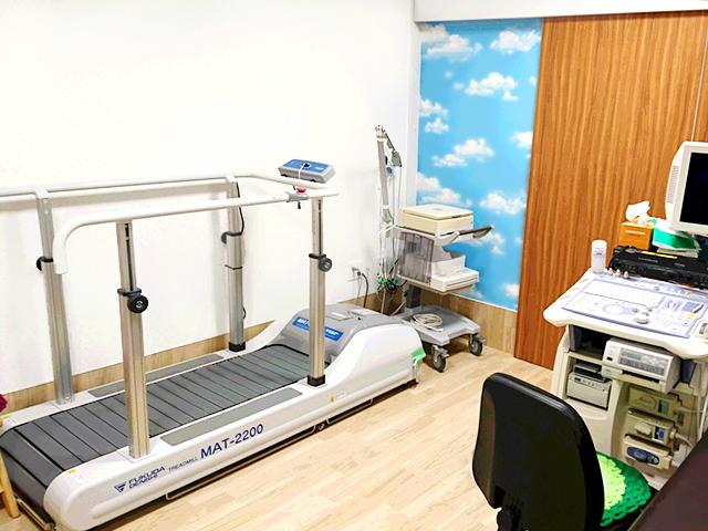 高木内科クリニック 検査室1